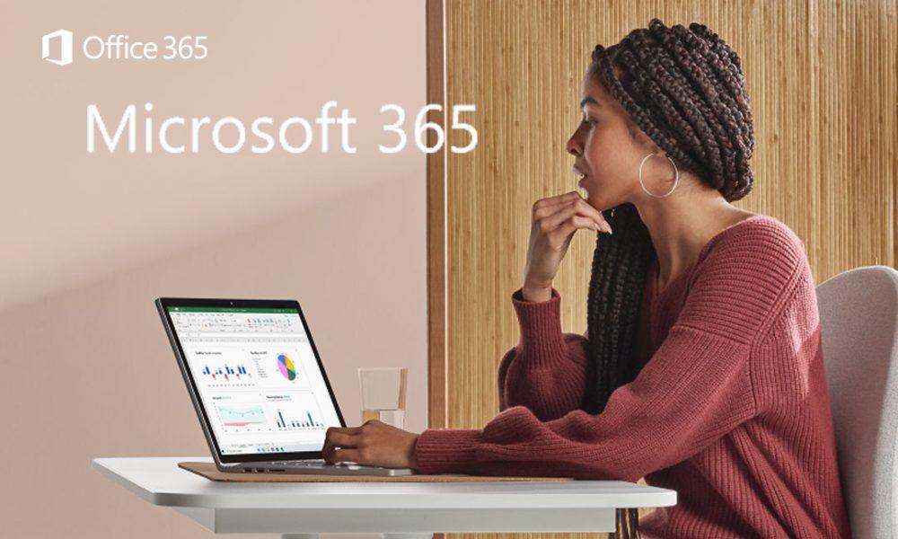 Office 365 agora é MICROSOFT 365